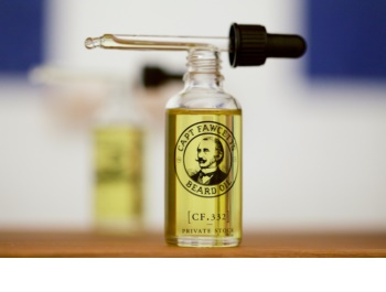 Captain Fawcett Beard Oil ulei pentru barba
