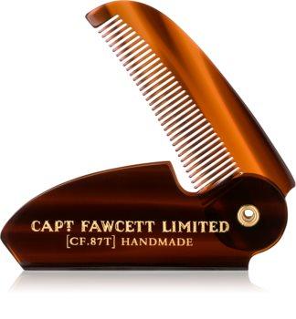Captain Fawcett Accessories peigne pliable moustache