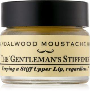 Captain Fawcett Moustache Wax cera per baffi