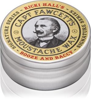 Captain Fawcett Ricki Hall´s ceara pentru mustata