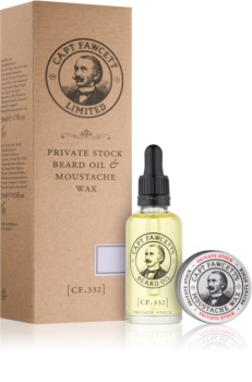 Captain Fawcett Private Stock Cosmetic Set I.