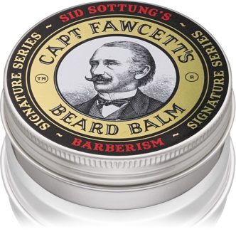 Captain Fawcett Sid Sattung Beard Balm