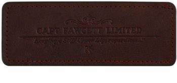 Captain Fawcett Accessories kožené pouzdro na hřeben
