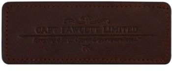 Captain Fawcett Accessories kožni etui za češalj