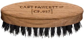 Captain Fawcett Accessories Schnurrbartbürste mit echten Wildschweinborsten