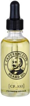 Captain Fawcett Beard Oil olej na bradu
