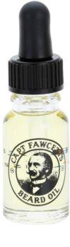 Captain Fawcett Beard Oil olej na vousy