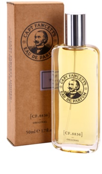 Captain Fawcett Captain Fawcett's Eau de Parfum Eau de Parfum para homens 50 ml