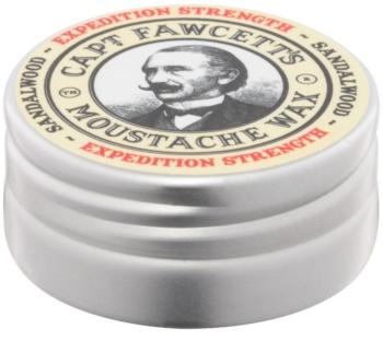 Captain Fawcett Expedition Strength vosk na fúzy