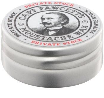 Captain Fawcett Private Stock cire pour moustache