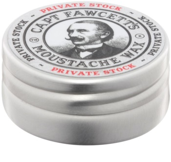 Captain Fawcett Private Stock cire pour moustache