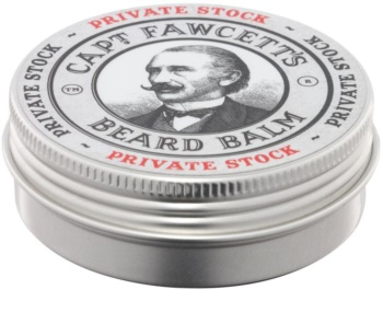 Captain Fawcett Private Stock Beard Balm