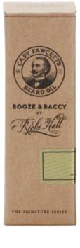 Captain Fawcett Ricki Hall´s olej na bradu