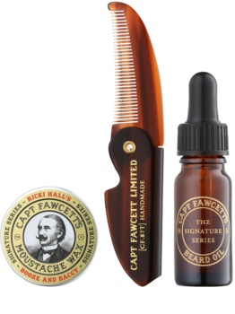 Captain Fawcett Ricki Hall´s set cosmetice I.