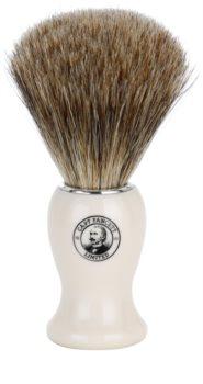 Captain Fawcett Shaving štetec na holenie z jazvečej srsti