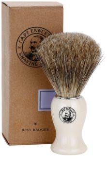Captain Fawcett Shaving četka za brijanje od dlake jazavca