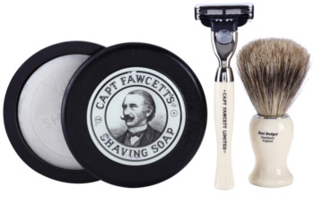 Captain Fawcett Shaving Kosmetik-Set  I.