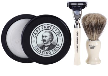 Captain Fawcett Shaving zestaw kosmetyków I.
