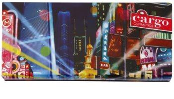 Cargo Shanghai Nights paleta očných tieňov