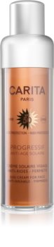 Carita Progressif Anti-Age Solaire krema za sončenje za obraz proti gubam SPF 50