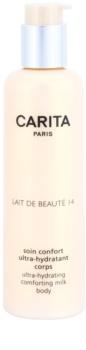 Carita Beauté 14 leche corporal hidratante con manteca de karité