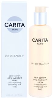 Carita Beauté 14 hydratační tělové mléko s bambuckým máslem