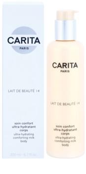 Carita Beauté 14 leite corporal hidratante com manteiga de karité