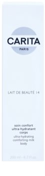 Carita Beauté 14 ενυδατικό γαλάκτωμα σώματος με βούτυρο καριτέ