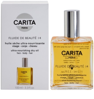 Carita Beauté 14 Nourishing Dry Oil for Face, Body and Hair