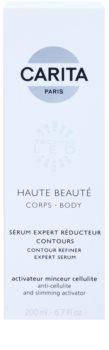 Carita Haute Beauté bőrfeszesítő testszérum koffeinnel