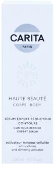 Carita Haute Beauté spevňujúce telové sérum s kofeínom