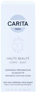 Carita Haute Beauté crema corporal exfoliante  para pieles maduras