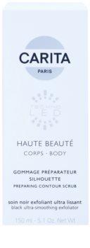 Carita Haute Beauté piling krema za telo za zrelo kožo