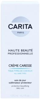 Carita Haute Beauté Professionnelle vyhlazující krém pro dokonalý vzhled vlasů