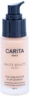 Carita Haute Beauté Teint make-up a ráncok ellen SPF 15
