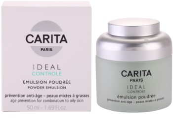 Carita Ideal Controle Emulsion Powder-Effect for Oily and Combiantion Skin