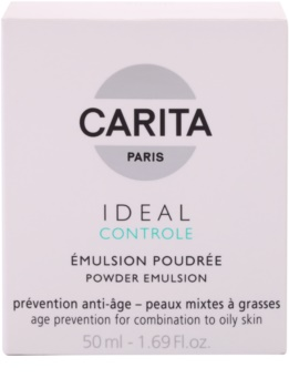 Carita Ideal Controle Emulsion Powder-Effect for Oily and Combination Skin