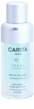 Carita Ideal Controle szérum a kitágult pórusok csökkentésére