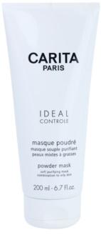 Carita Ideal Controle čistiaca maska pre mastnú a zmiešanú pleť