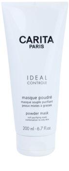 Carita Ideal Controle tisztító maszk kombinált és zsíros bőrre