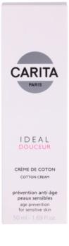 Carita Ideal Douceur crème anti-rides pour peaux sensibles