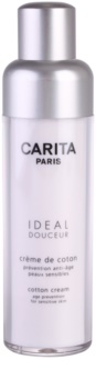 Carita Ideal Douceur Anti-Faltencreme für empfindliche Haut