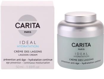 carita ideal hydratation cr me hydratante effet anti rides. Black Bedroom Furniture Sets. Home Design Ideas
