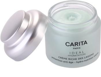 Carita Ideal Hydratation crema hidratanta ten uscat
