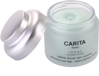 Carita Ideal Hydratation Moisturising Cream For Dry Skin