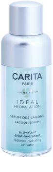 Carita Ideal Hydratation ser cu efect iluminator cu efect de hidratare