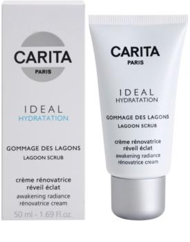 Carita Ideal Hydratation arcpeeling az arcbőr megnyugtatására