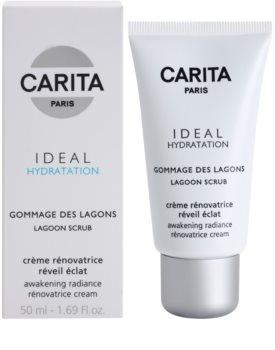Carita Ideal Hydratation Gezichtspeeling  voor Kalmering van de Huid