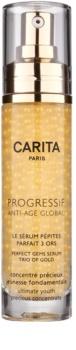 Carita Progressif Anti-Age Global ránctalanító szérum aranytartalommal
