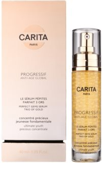 Carita Progressif Anti-Age Global Antifalten Serum mit Goldpuder